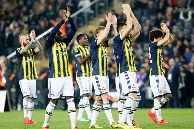 Fenerbahçe 3 - 0 Bursaspor 11