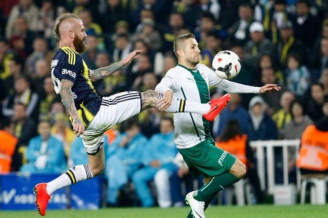 Fenerbahçe 3 - 0 Bursaspor 12
