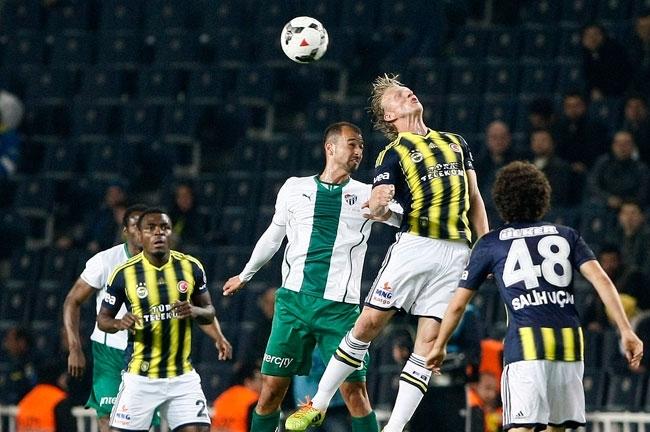 Fenerbahçe 3 - 0 Bursaspor 13