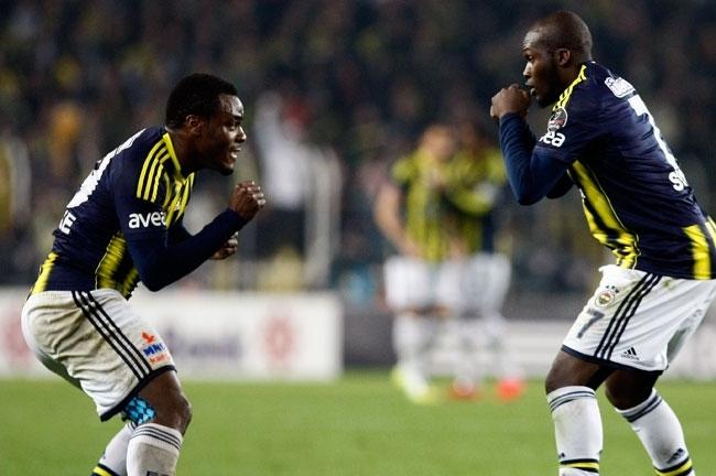 Fenerbahçe 3 - 0 Bursaspor 14