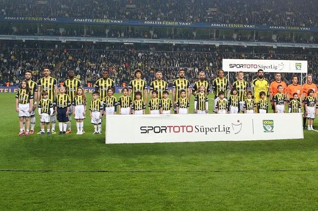 Fenerbahçe 3 - 0 Bursaspor 2