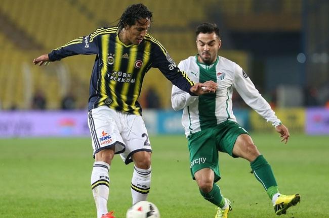 Fenerbahçe 3 - 0 Bursaspor 4