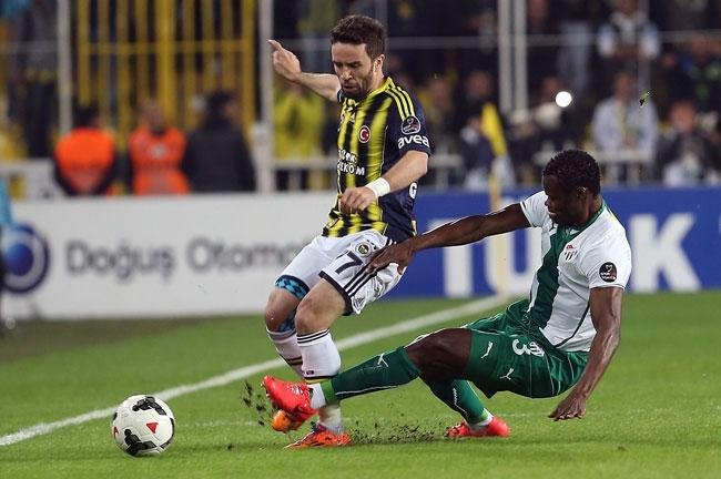 Fenerbahçe 3 - 0 Bursaspor 5