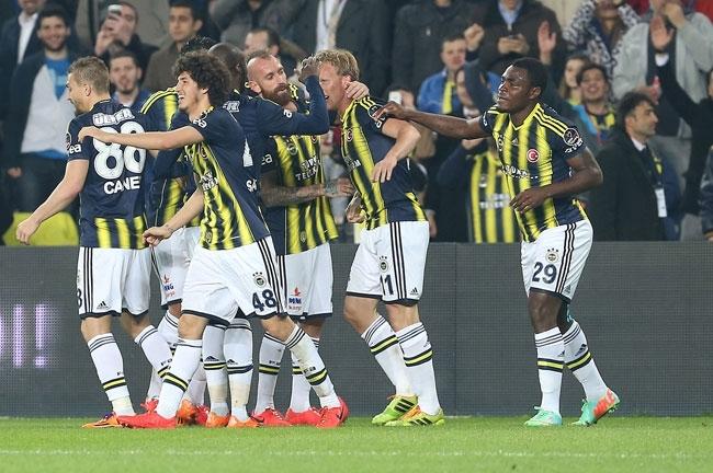 Fenerbahçe 3 - 0 Bursaspor 6