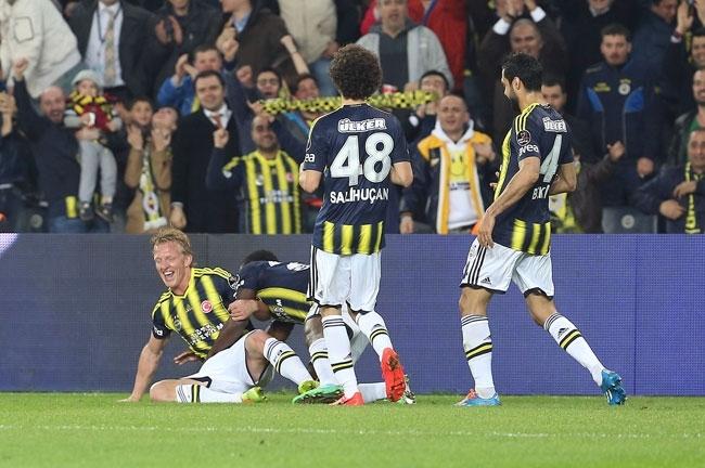 Fenerbahçe 3 - 0 Bursaspor 7