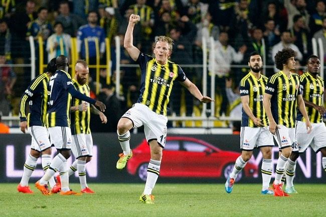 Fenerbahçe 3 - 0 Bursaspor 9