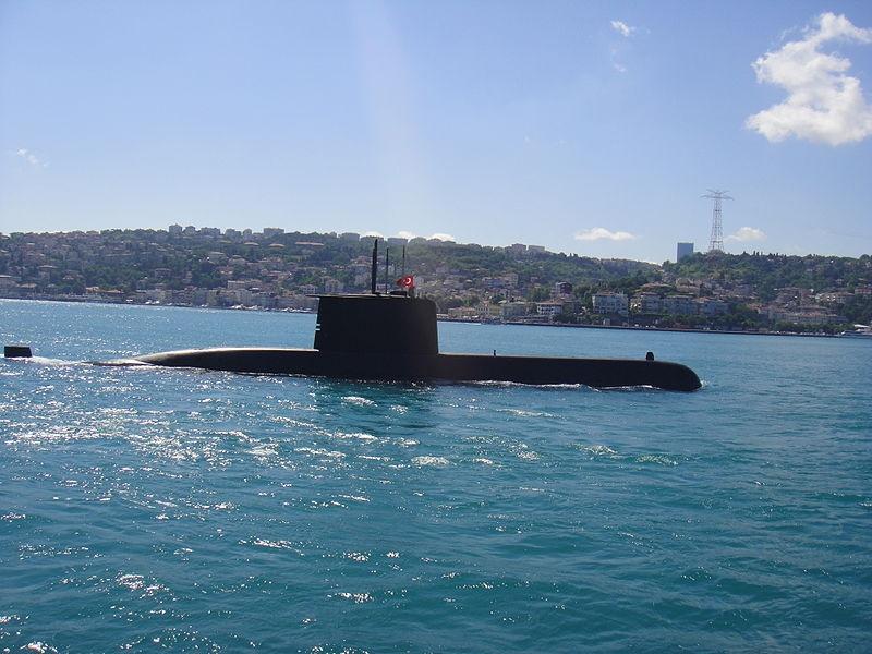 Türk Denizaltıları kabiliyetlerini sergiledi 1