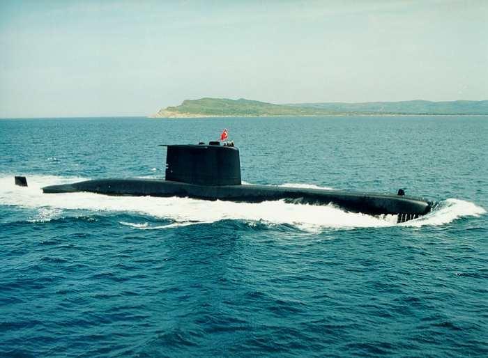 Türk Denizaltıları kabiliyetlerini sergiledi 11