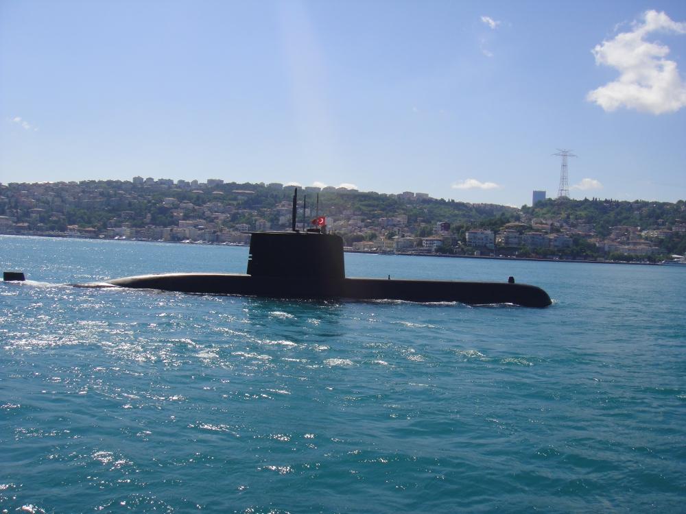 Türk Denizaltıları kabiliyetlerini sergiledi 12