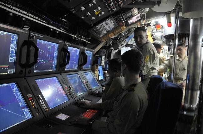 Türk Denizaltıları kabiliyetlerini sergiledi 4