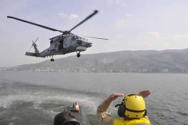 Türk Denizaltıları kabiliyetlerini sergiledi 6