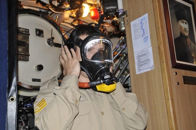 Türk Denizaltıları kabiliyetlerini sergiledi 7