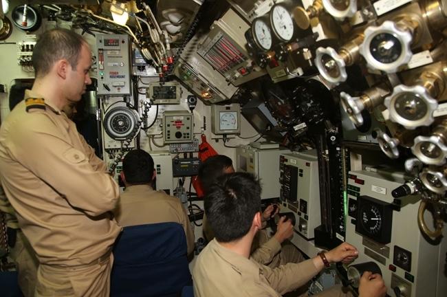 Türk Denizaltıları kabiliyetlerini sergiledi 8