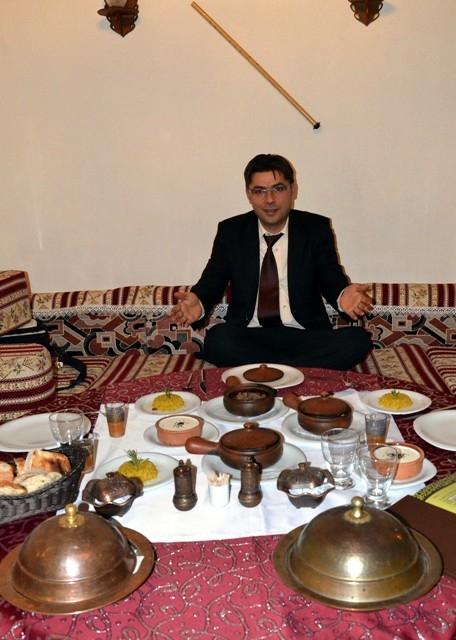 Mevlevi Mutfağı geleneği Konya'da yaşatılıyor 10