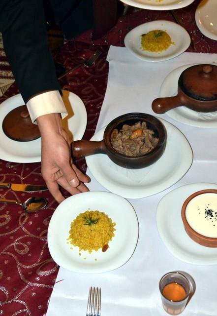 Mevlevi Mutfağı geleneği Konya'da yaşatılıyor 11