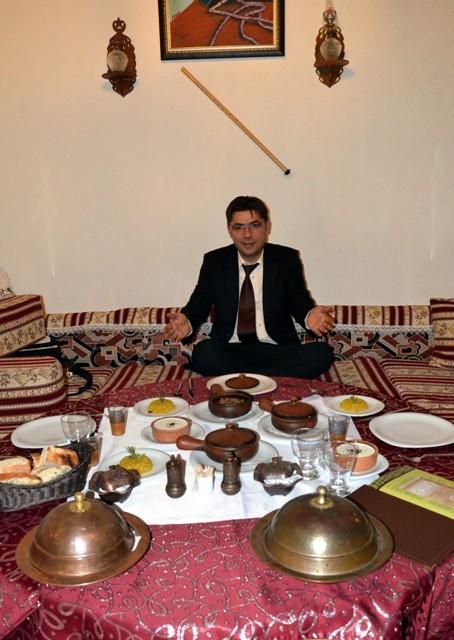 Mevlevi Mutfağı geleneği Konya'da yaşatılıyor 2