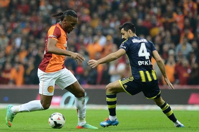 Derbinin galibi Galatasaray 15