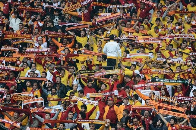Derbinin galibi Galatasaray 3