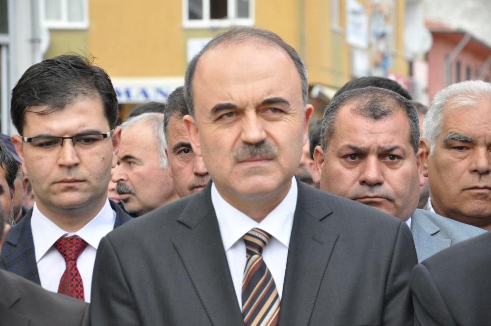 Konya'da kaza - Vefat eden 6 kişinin cenazesi toprağa verildi 1