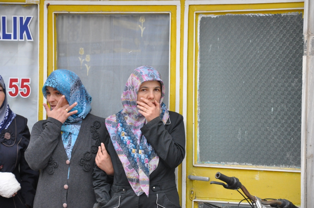 Konya'da kaza - Vefat eden 6 kişinin cenazesi toprağa verildi 5