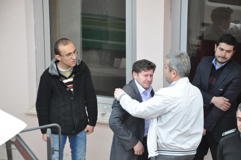 Konya'da kaza - Vefat eden 6 kişinin cenazesi toprağa verildi 9