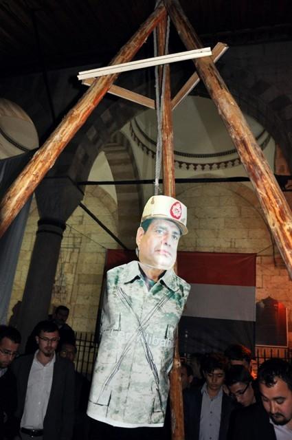 Mısır'da 528 kişinin idama mahkum edilmesi 2