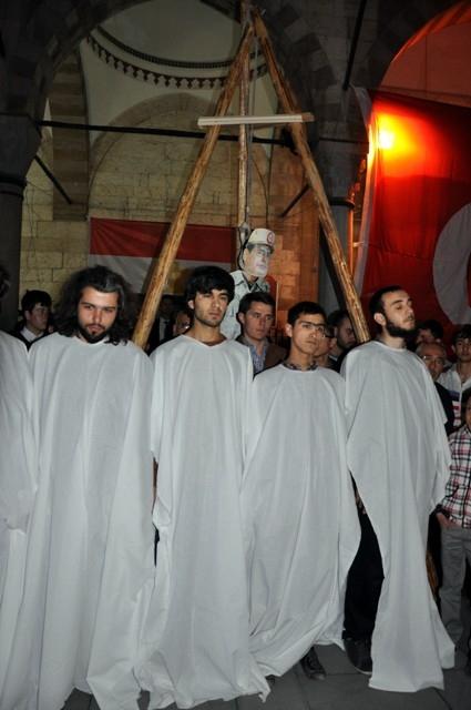 Mısır'da 528 kişinin idama mahkum edilmesi 3