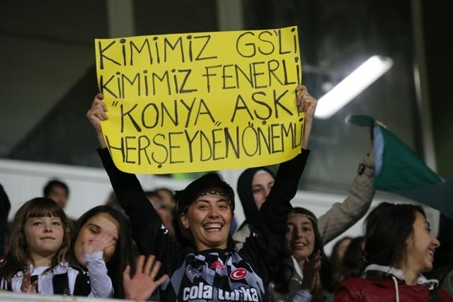 Torku Konyaspor 1 - Beşiktaş 1 1