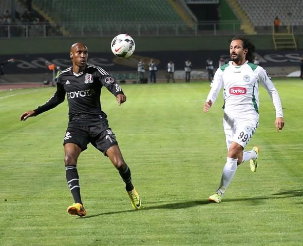 Torku Konyaspor 1 - Beşiktaş 1 15