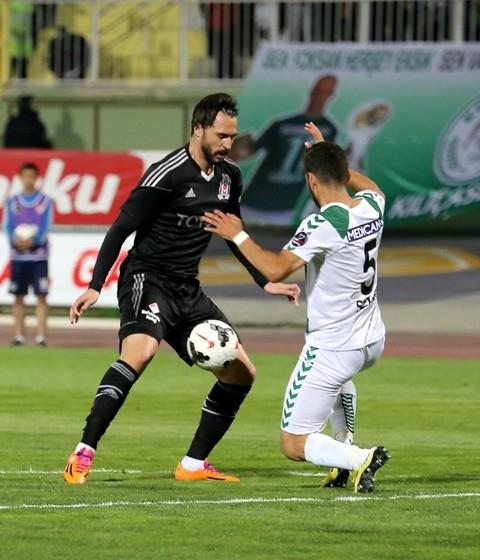 Torku Konyaspor 1 - Beşiktaş 1 16