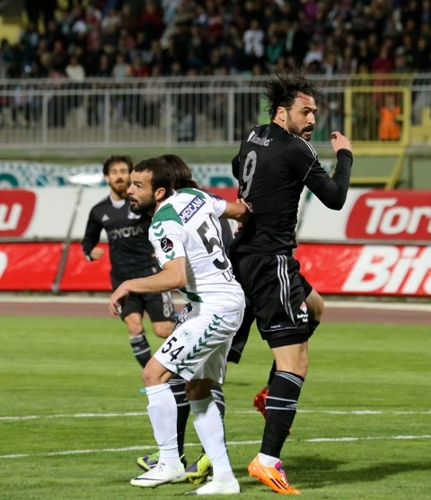 Torku Konyaspor 1 - Beşiktaş 1 17