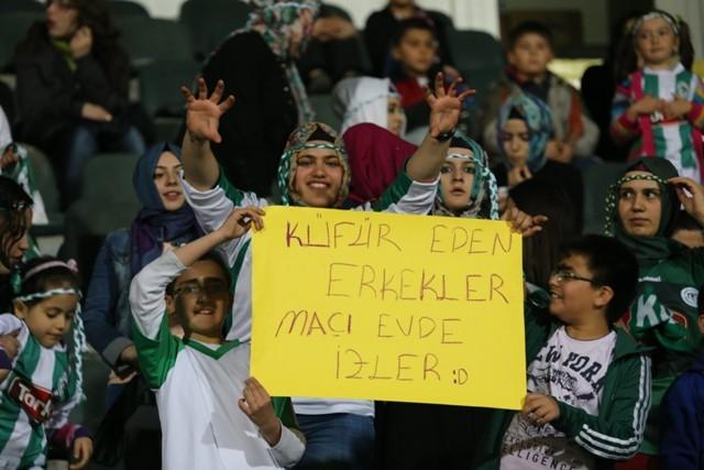Torku Konyaspor 1 - Beşiktaş 1 2