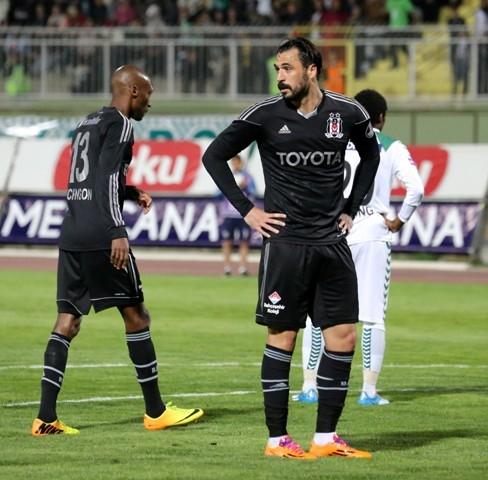 Torku Konyaspor 1 - Beşiktaş 1 21