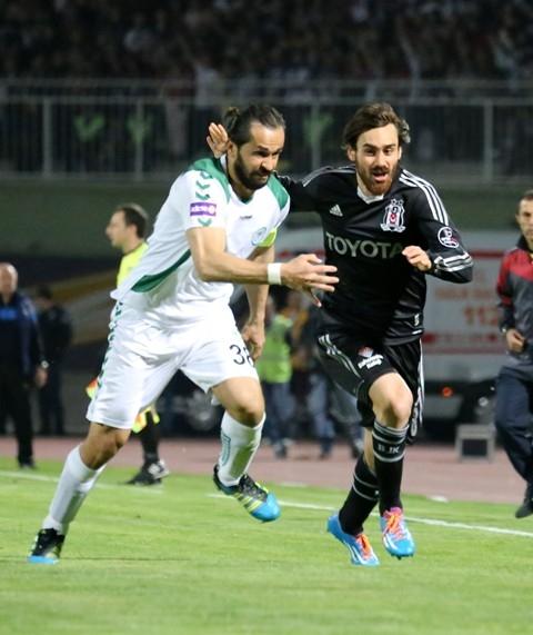 Torku Konyaspor 1 - Beşiktaş 1 23
