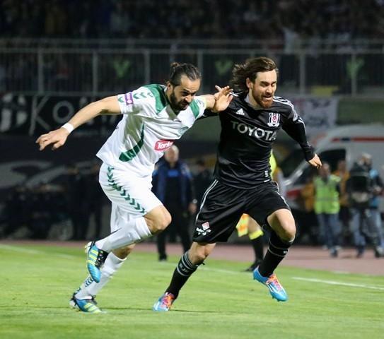 Torku Konyaspor 1 - Beşiktaş 1 25