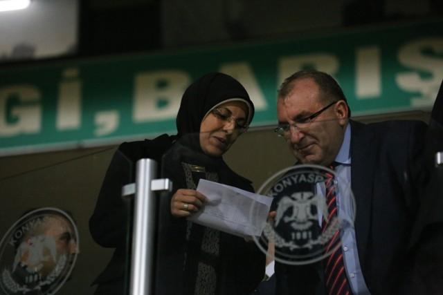 Torku Konyaspor 1 - Beşiktaş 1 26