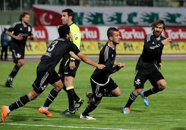 Torku Konyaspor 1 - Beşiktaş 1 28