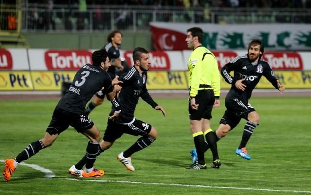 Torku Konyaspor 1 - Beşiktaş 1 29