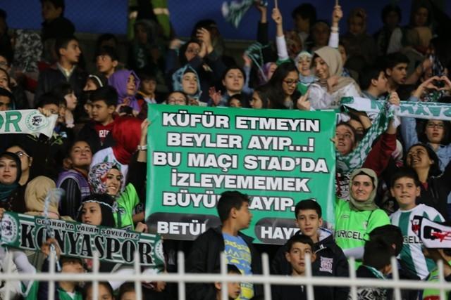 Torku Konyaspor 1 - Beşiktaş 1 3