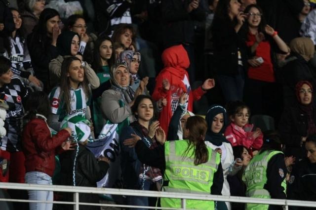 Torku Konyaspor 1 - Beşiktaş 1 30