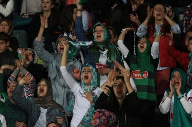 Torku Konyaspor 1 - Beşiktaş 1 31