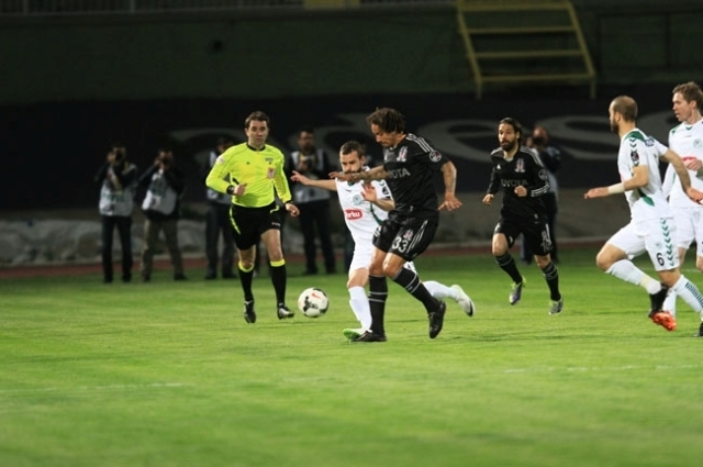 Torku Konyaspor 1 - Beşiktaş 1 32