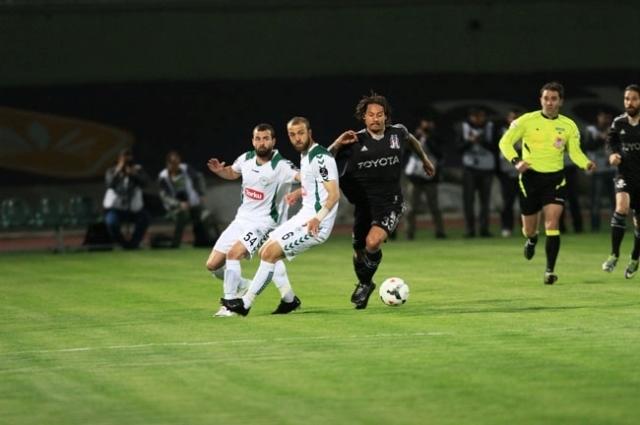 Torku Konyaspor 1 - Beşiktaş 1 33