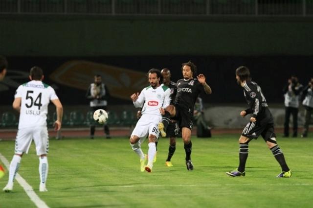 Torku Konyaspor 1 - Beşiktaş 1 34