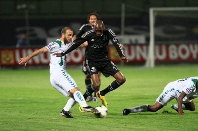 Torku Konyaspor 1 - Beşiktaş 1 35