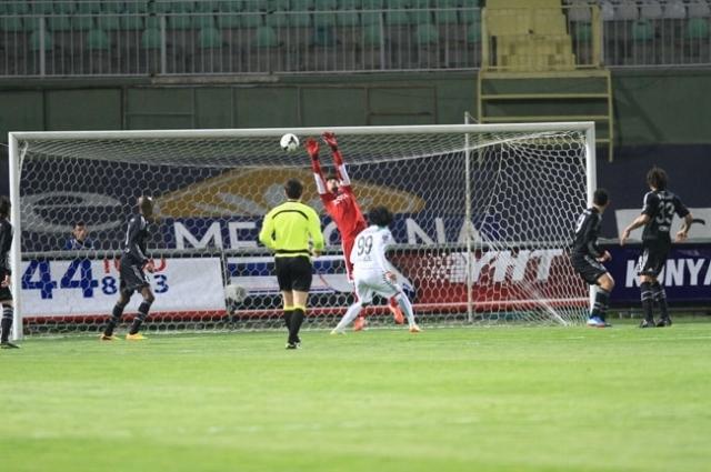 Torku Konyaspor 1 - Beşiktaş 1 36