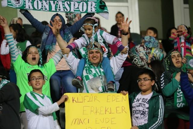 Torku Konyaspor 1 - Beşiktaş 1 4