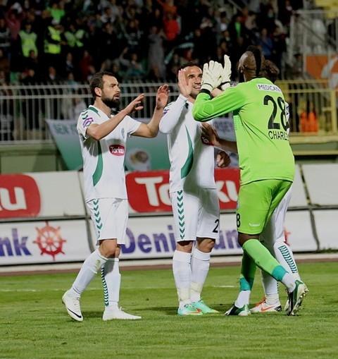 Torku Konyaspor 1 - Beşiktaş 1 40