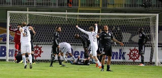 Torku Konyaspor 1 - Beşiktaş 1 42