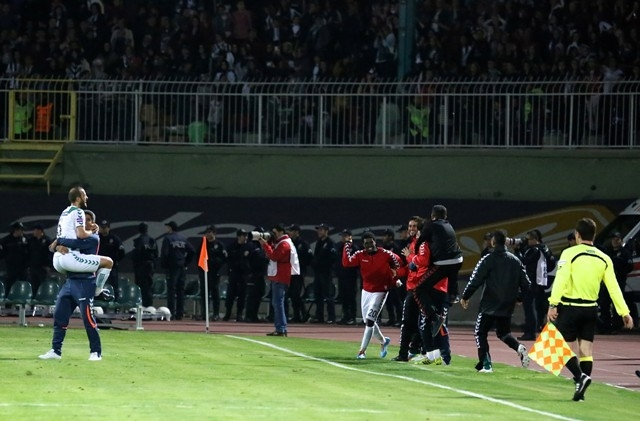 Torku Konyaspor 1 - Beşiktaş 1 43